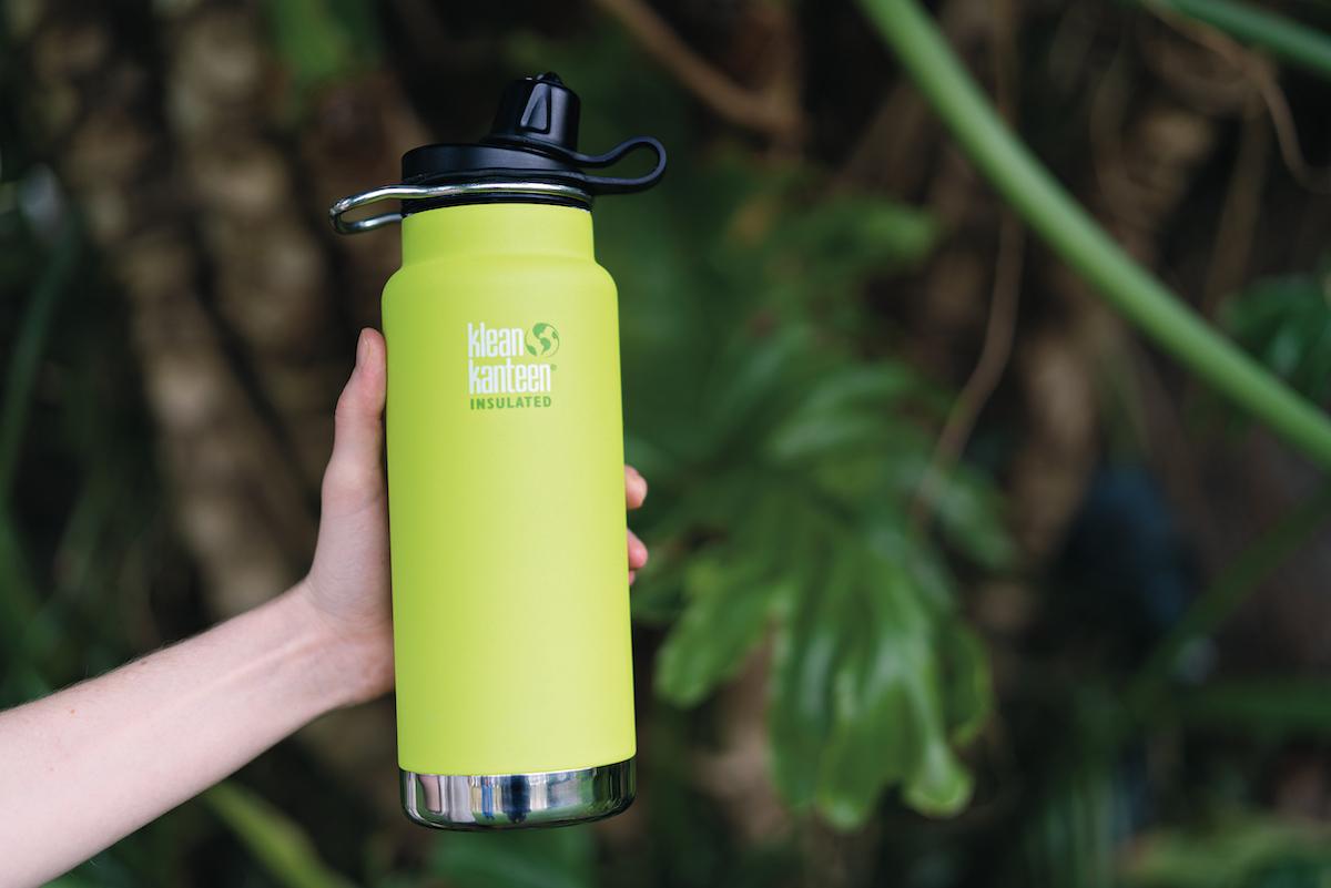 Botella para trekking