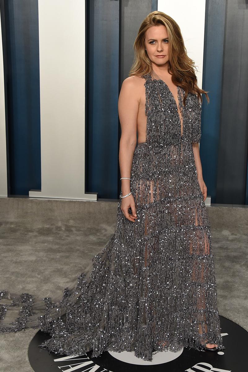Alicia Silverstone en el Oscar