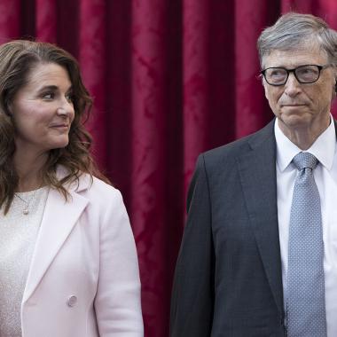 Bill y Melinda Gates divorcio