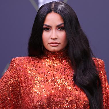 Demi Lovato genero no binario
