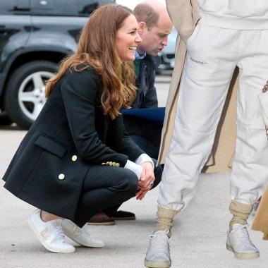 Veja, así son las zapatillas sostenibles que han unido a Kate Middleton y Meghan Markle