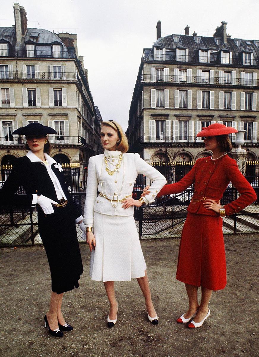 Chanel's Jacket