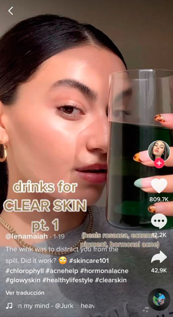 Why You Shouldn'T Trust The Beauty Trends You See On Tiktok - Light Home News