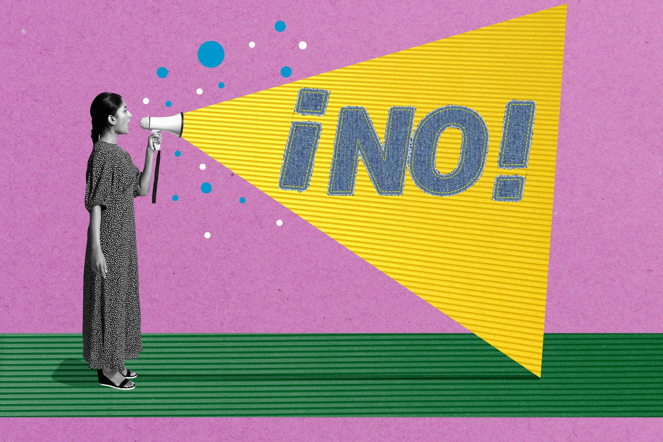 No digas «sí» cuando quieres decir «no»: por qué cuesta tanto negarse