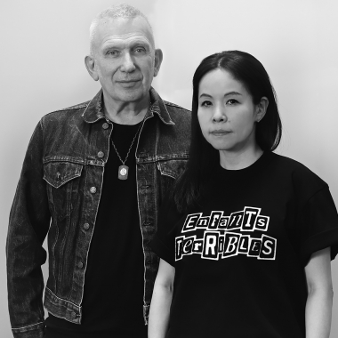 Jean-Paul Gaultier y Chitose Abe