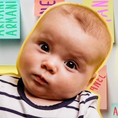 Nombres inesperados para bebés