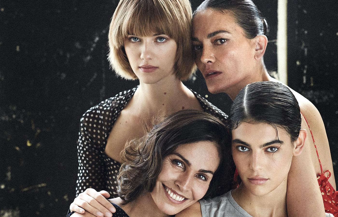 Desmontando el mito: las grandes modelos de la moda española
