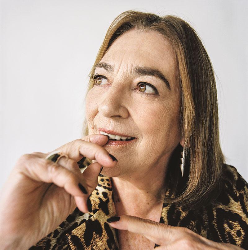 Carmen Maura: «Cuando yo empecé era una tragedia que una chica quisiera ser actriz»