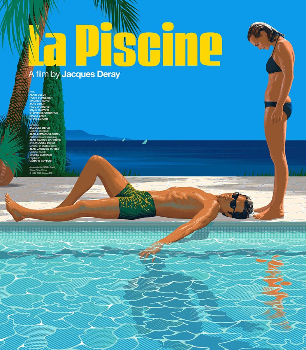 Nuevo póster del filme ilustrado por Laurent Durieux.