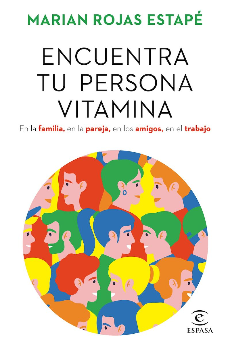 Persona vitamina Marián Rojas