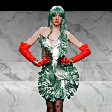 Madrid Fashion Week Ana Locking