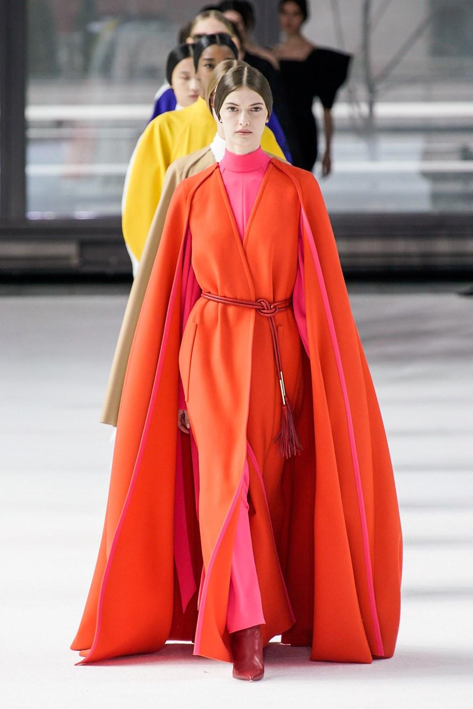 Elegante sencillez en Carolina Herrera