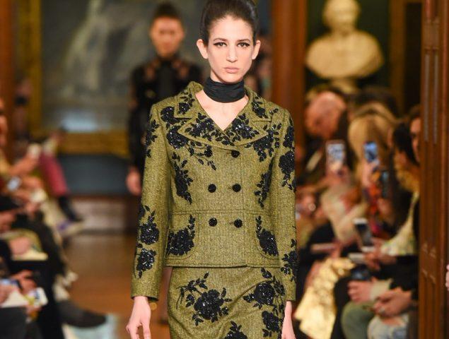 Erdem se inspira en la Princesa Orietta Doria Pamphilj para una nueva colección llena de estilismos 'royal'
