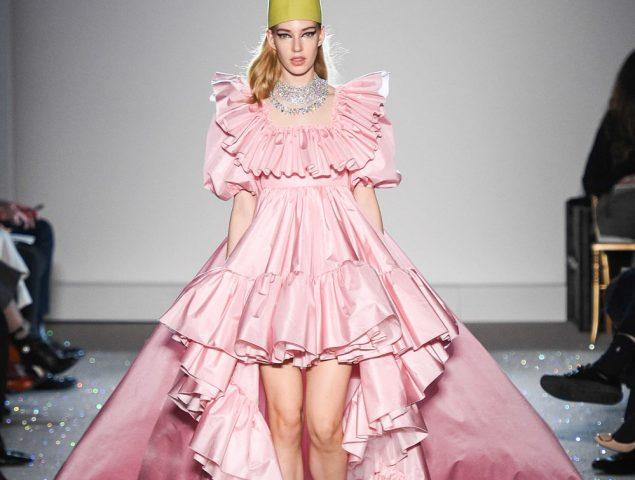 El ropero para las princesas modernas lo surte Giambattista Valli