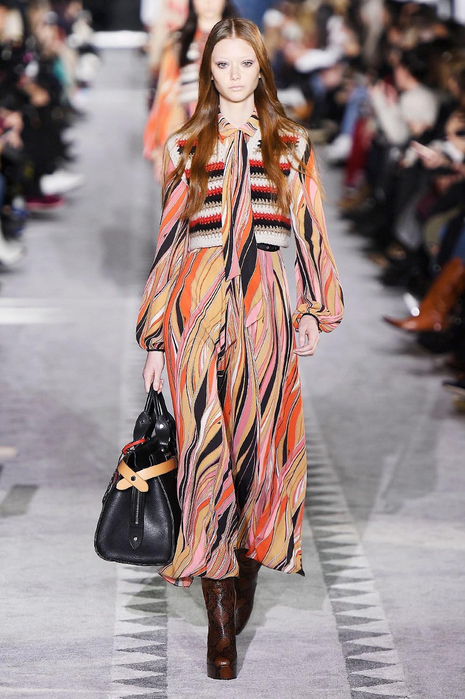 Longchamp viste a la mujer viajera e independiente