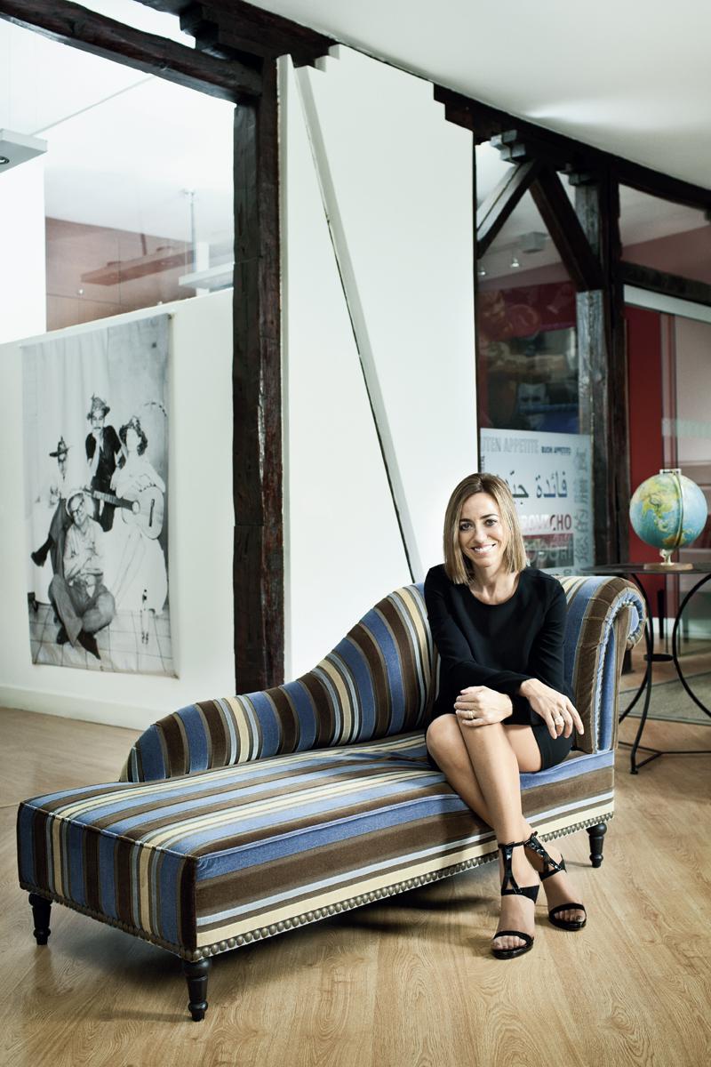 «Soy una militante del diseño español»
