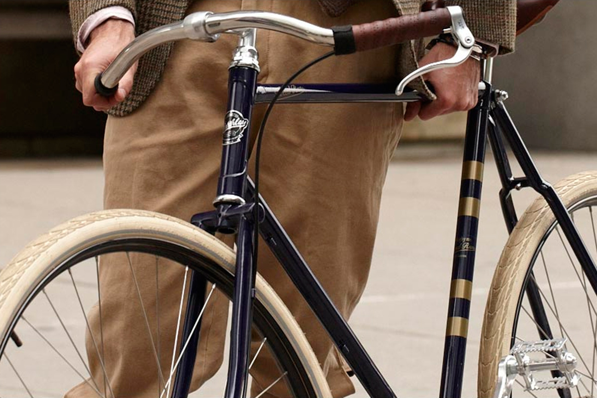 Bicicleta Ralph Laurent