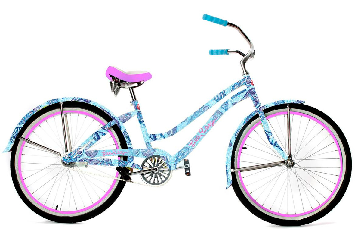 Bicicleta Lilly Pulitzer