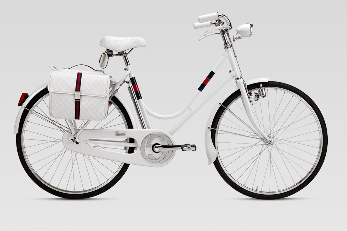 Bicicleta Gucci