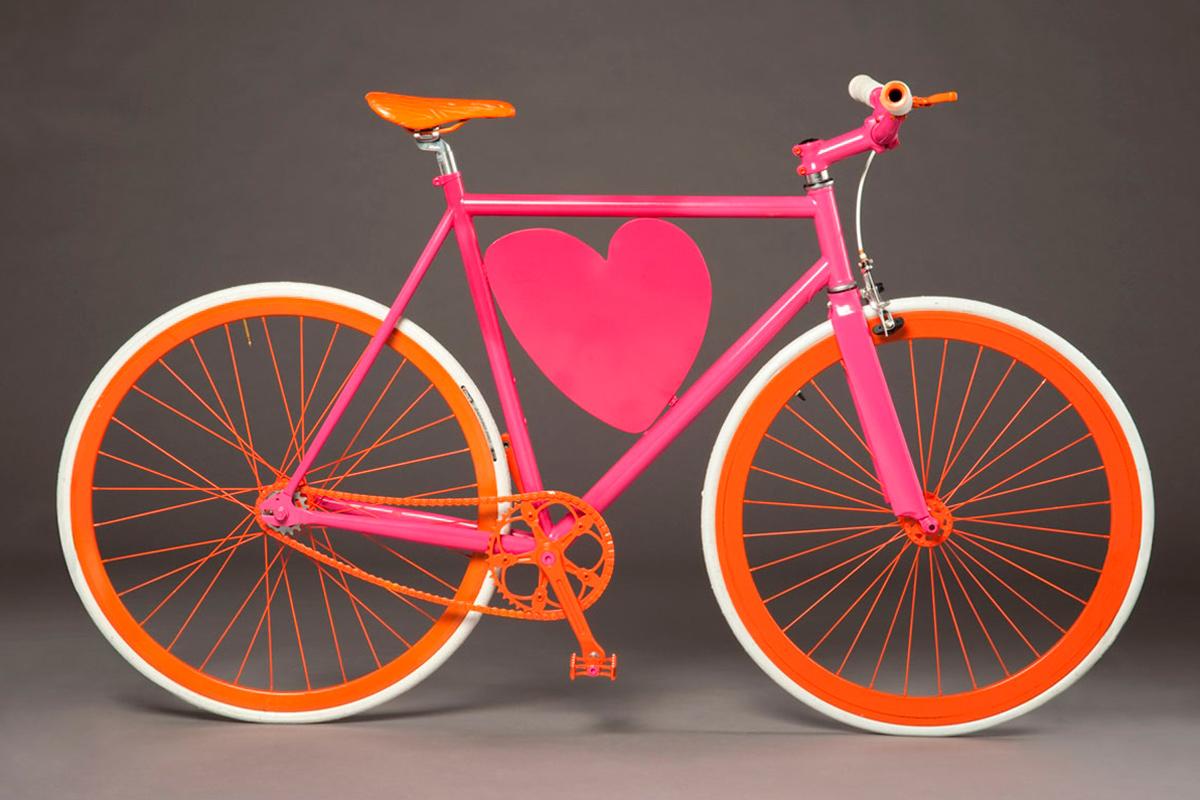 Bicicleta Agatha Ruíz de la Prada