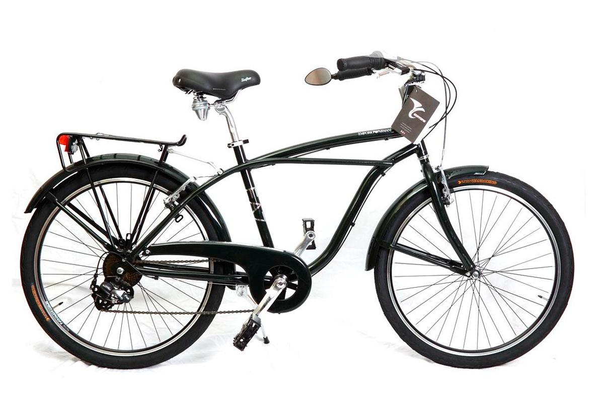 Bicicleta Armani