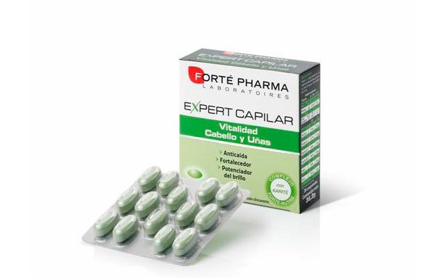 Forté Pharma ha desarrollado Expert Capilar