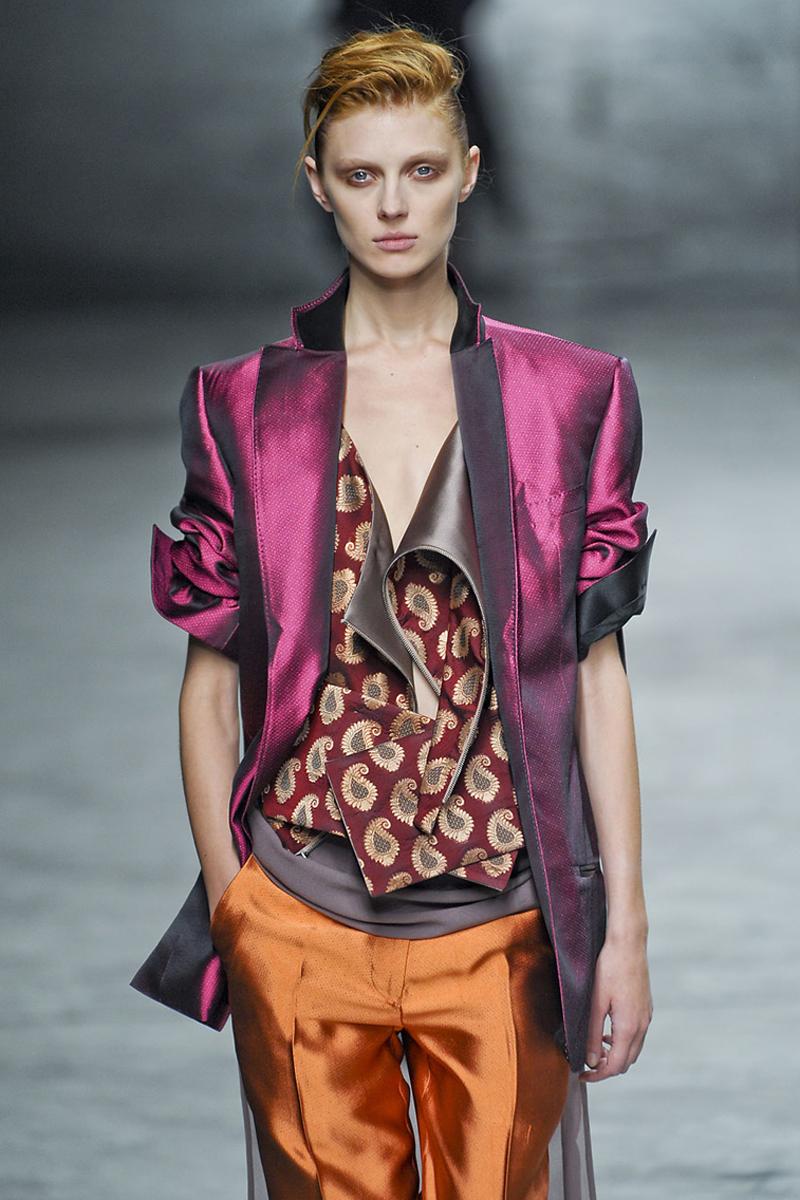 París Fashion week, día 4: Haider Ackermann, Viktor & Rolf y Cacharel