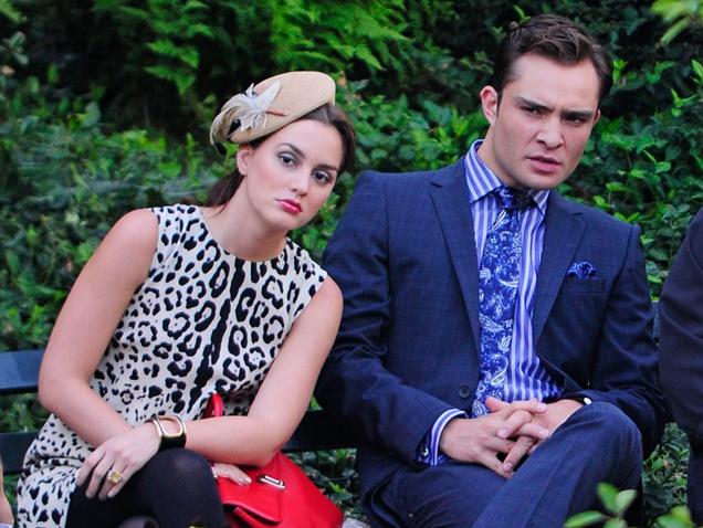 Spoilers\' y modelitos: arranca la nueva temporada de Gossip Girl ...