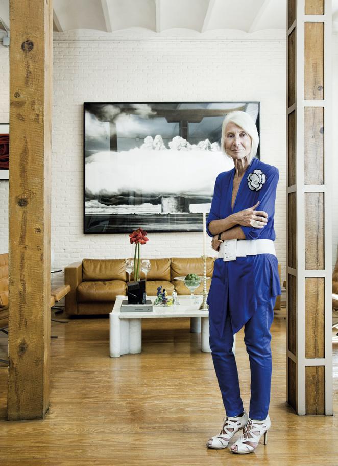 Soledad Lorenzo, fuera de lo común | Placeres | S Moda EL PAÍS