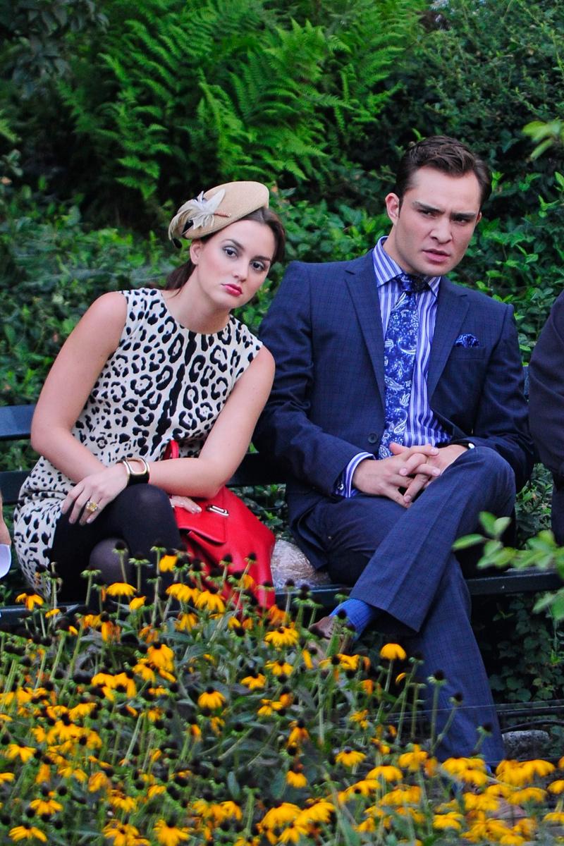 spoilers y modelitos de la nueva temporada de gossip girl