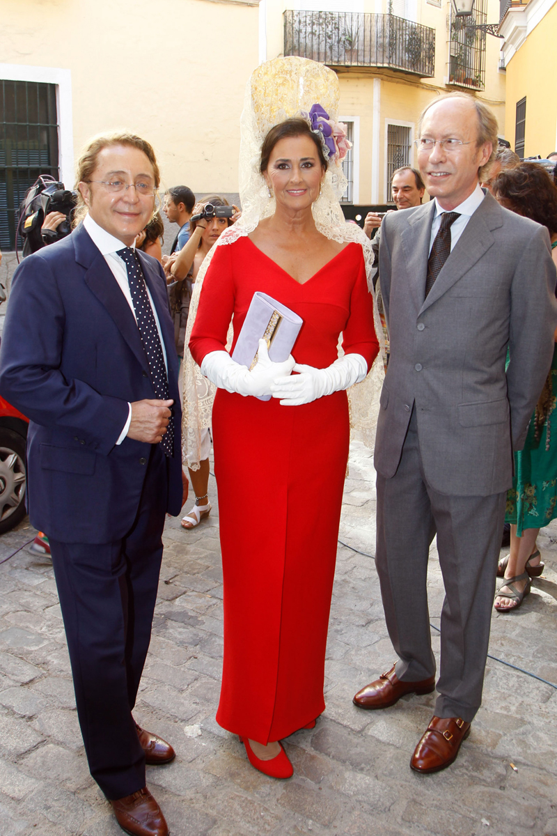 Invitados a la boda de la Duquesa de Alba