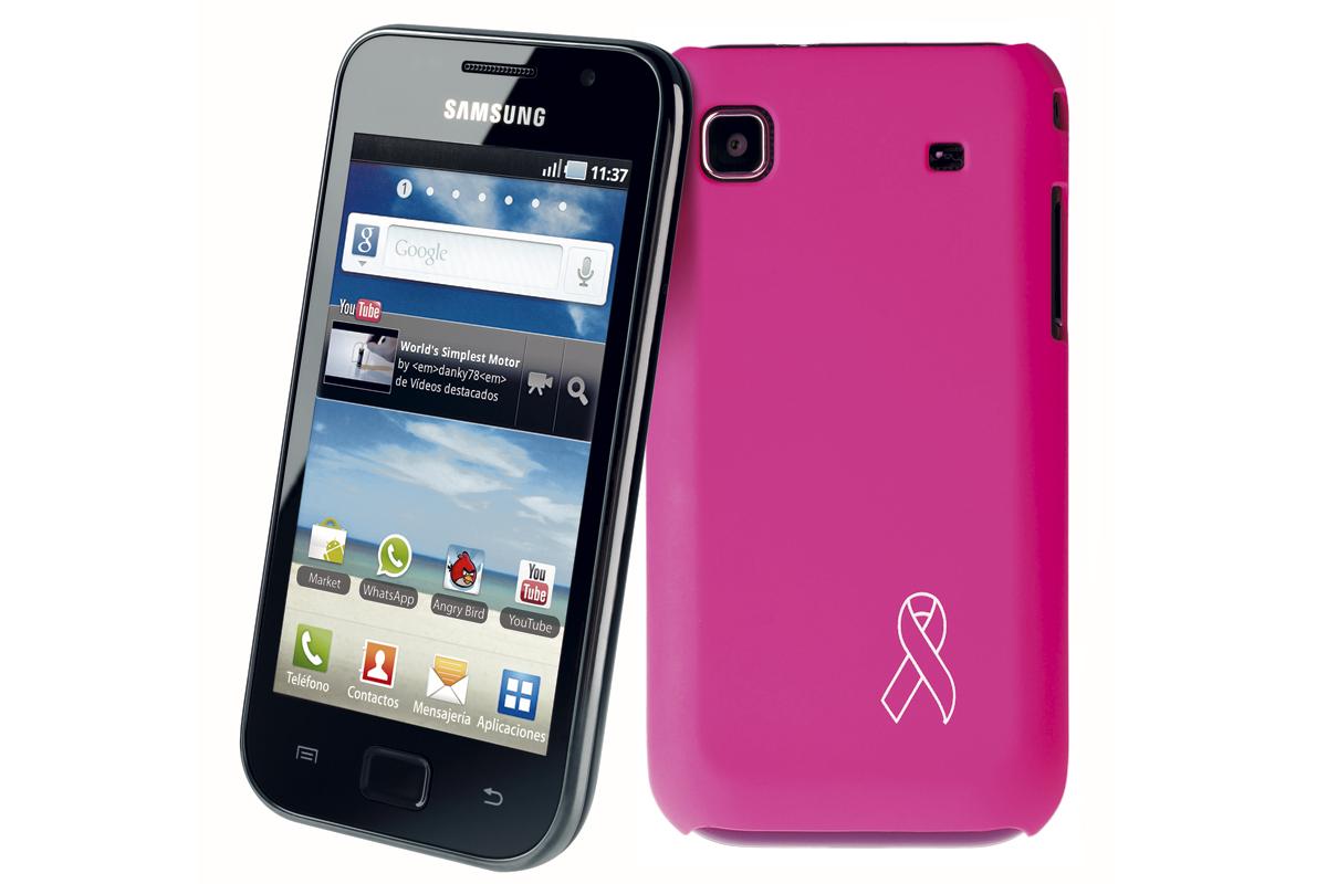 Shopping rosa contra el cáncer
