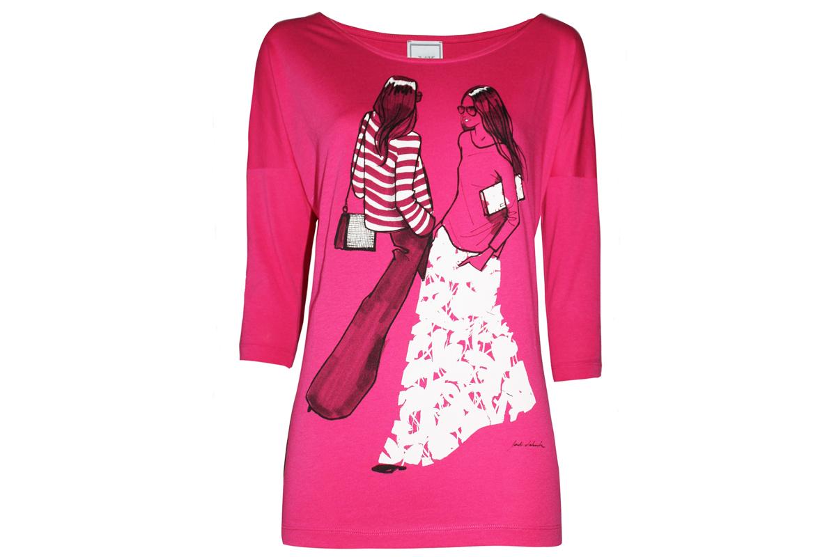 Shopping rosa contra el cancer