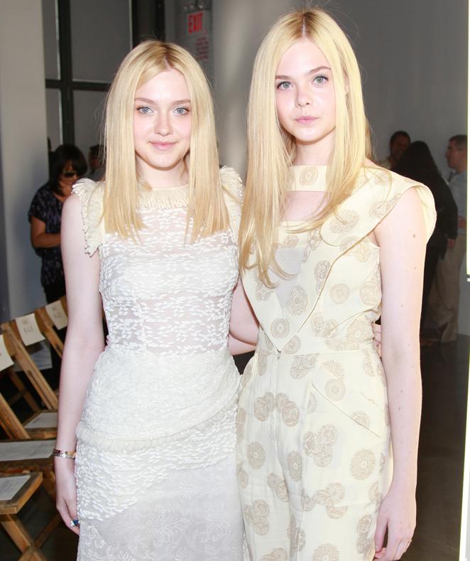 Dakota y Elle