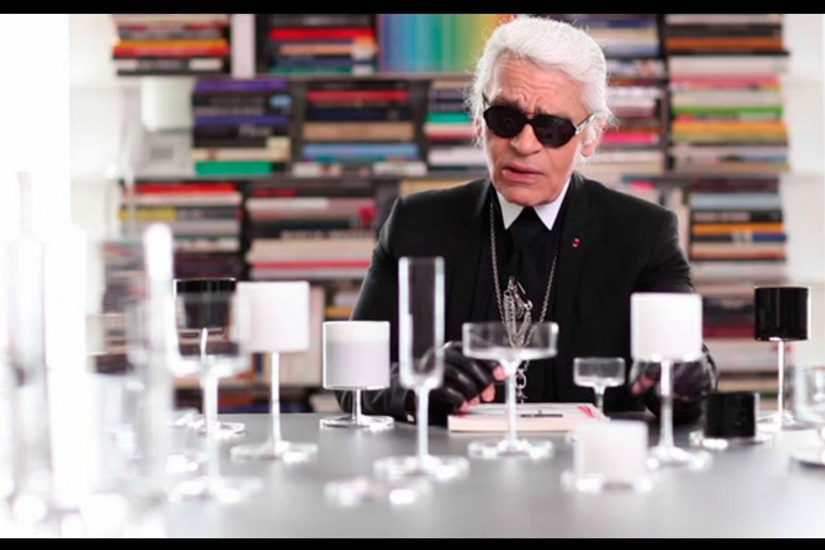 Karl Lagerfeld, el hombre objeto