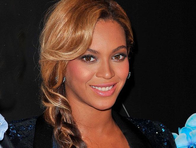 Beyoncé trenza