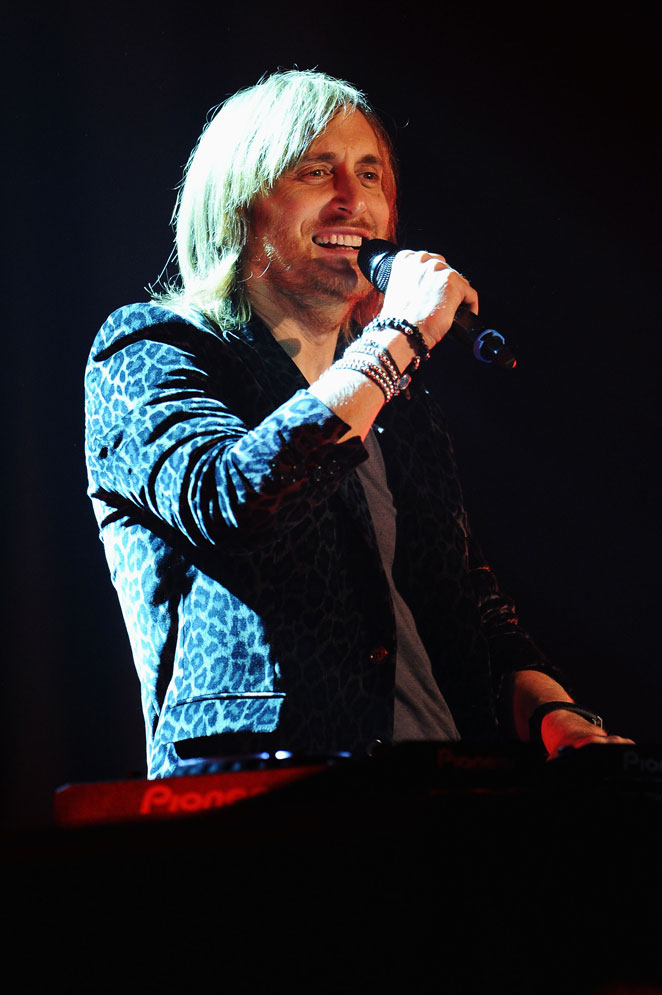 David Getta premios MTV