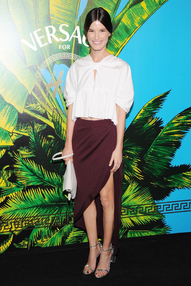 Estrellas de Versace 'low cost'