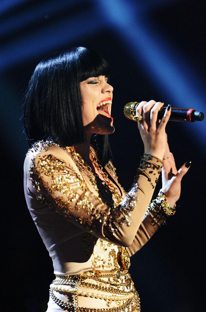 Jessie J premios MTV