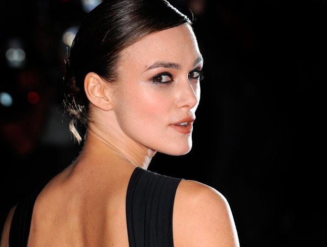 """Keira Knightley: """"Si soy elegante, es por culpa del azar"""""""