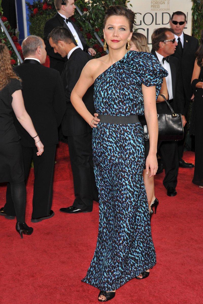 Maggie Gyllenhaal un estilo lejos de los convencionalismos de Hollywood