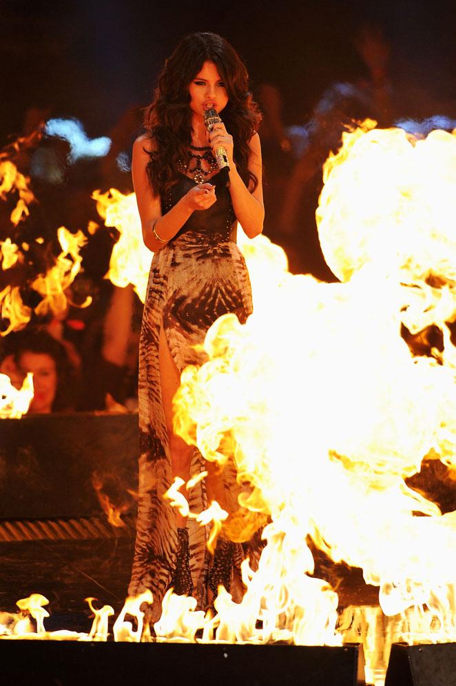 Selena MTV Awards