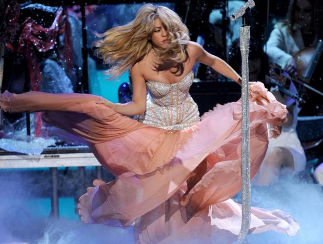 Los looks de los Grammy Latinos 2011