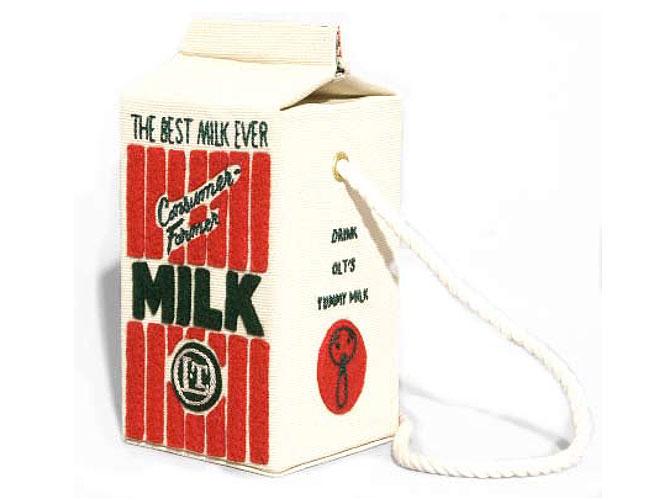 Bolso leche