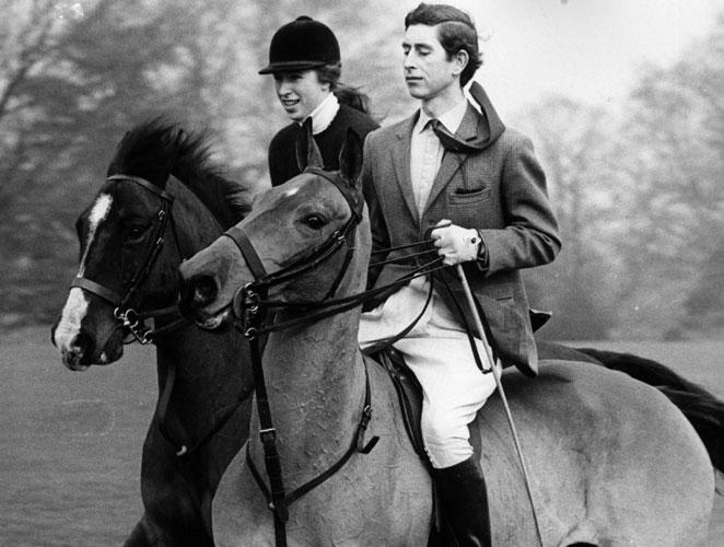 Feo, elegante y sentimental. 63 años de Carlos de Inglaterra