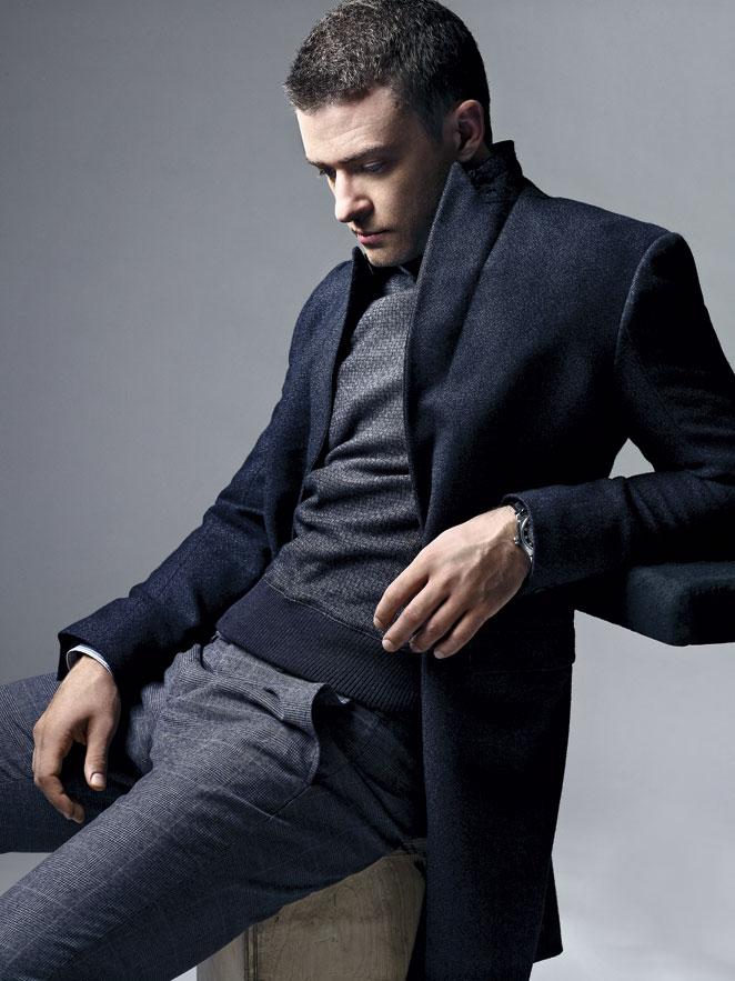 Justin Timberlake Me Gusta Interpretar Al Hombre Corriente