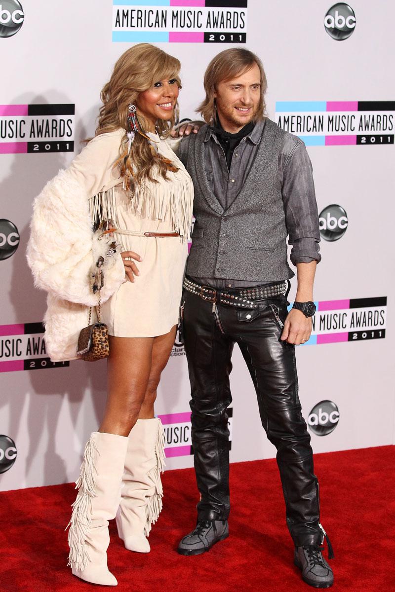 mientras dormias los invitados mas VIP de los American Music Awards