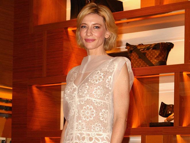 Vota: el vestido de Louis Vuitton que lleva Cate Blanchett