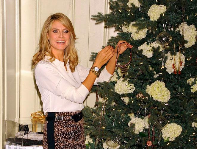La Navidad llega al mundo de los famosos