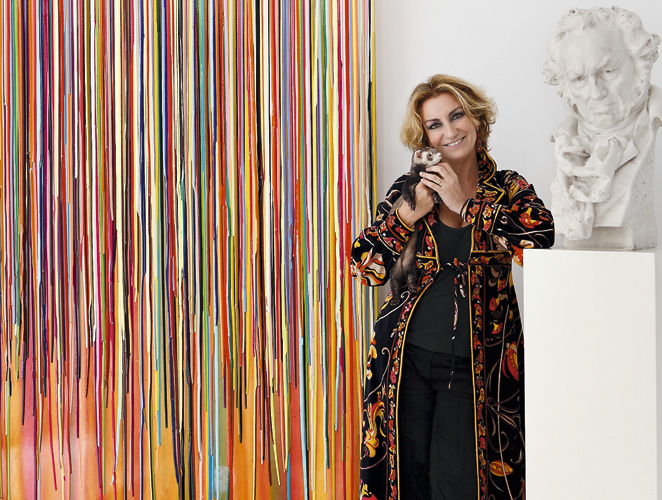 María Lladó, rebeldía creativa